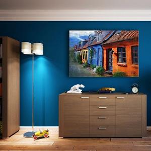 Mit Parkett wird Ihre Wohnung erst richtig gemütlich. Der angenehme Farbton und das natürliche Material Holz geben jedem Raum einen wohnlichen Akzent.